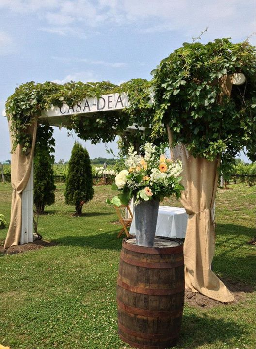Find This Pin And More On Winery Wedding Ideas By Casadeawinery.