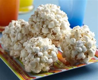 Popcorn Balls | Karo Syrup. This is the recipe my parents made popcorn balls with when I was a kid.