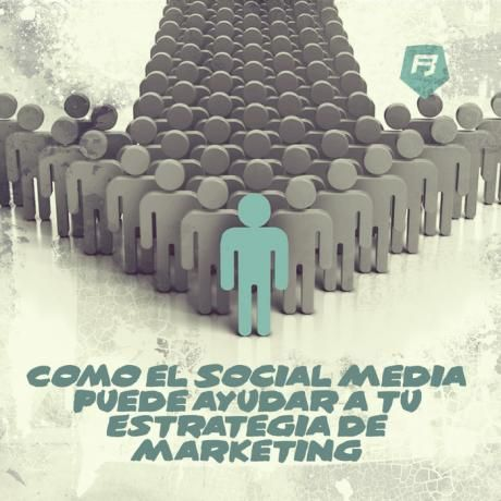 #RedesSociales #marketing #socialmedia CÓMO EL SOCIAL MEDIA PUEDE AYUDAR A TU ESTRATEGIA DE MARKETING >>> http://www.rebeldesmarketingonline.com/blog/como-el-social-media-puede-ayudar-a-tu-estrategia-de-marketing/