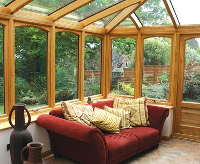 11 best 4 season rooms images on pinterest 4 season room for Sunroom garden room
