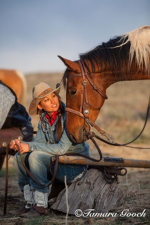 One of a Cowgirls' Best Friends #cowgirls #horse
