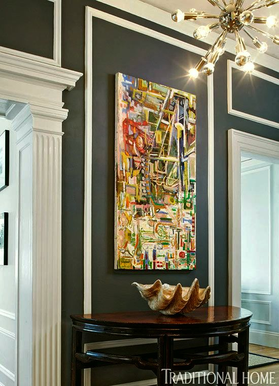 1000 images about color pallettes on pinterest for Painting with dark colors on walls