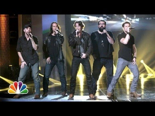 Home Free Sings 'Life is a Highway' Acapella on 'The Sing-Off' [VIDEO]