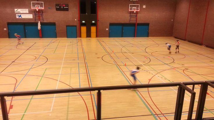 Indoor inline skaten in Bodegraven