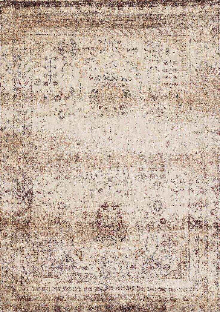 Ravati Rug Ivory Old World Glamour We Love It On Its Own Or Layered The Adds Eclectic Vintage Style To Any E