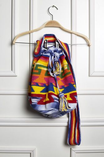 Receitas Círculo - Wayuu Bag Mescla