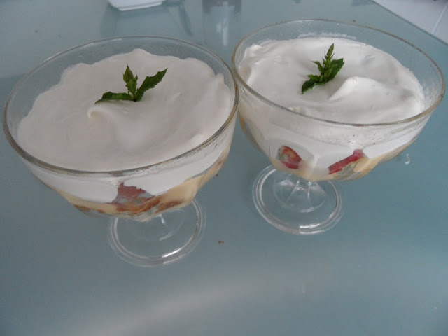 English trifle by Craft with Ruth Cartwright