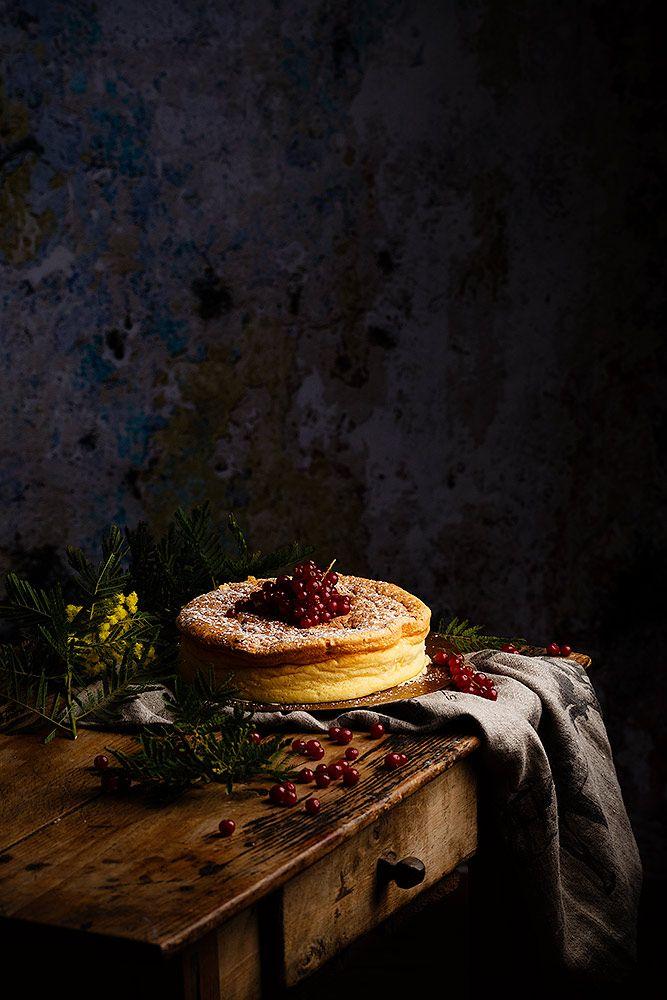 Pastel de queso japonés by Raquel Carmona