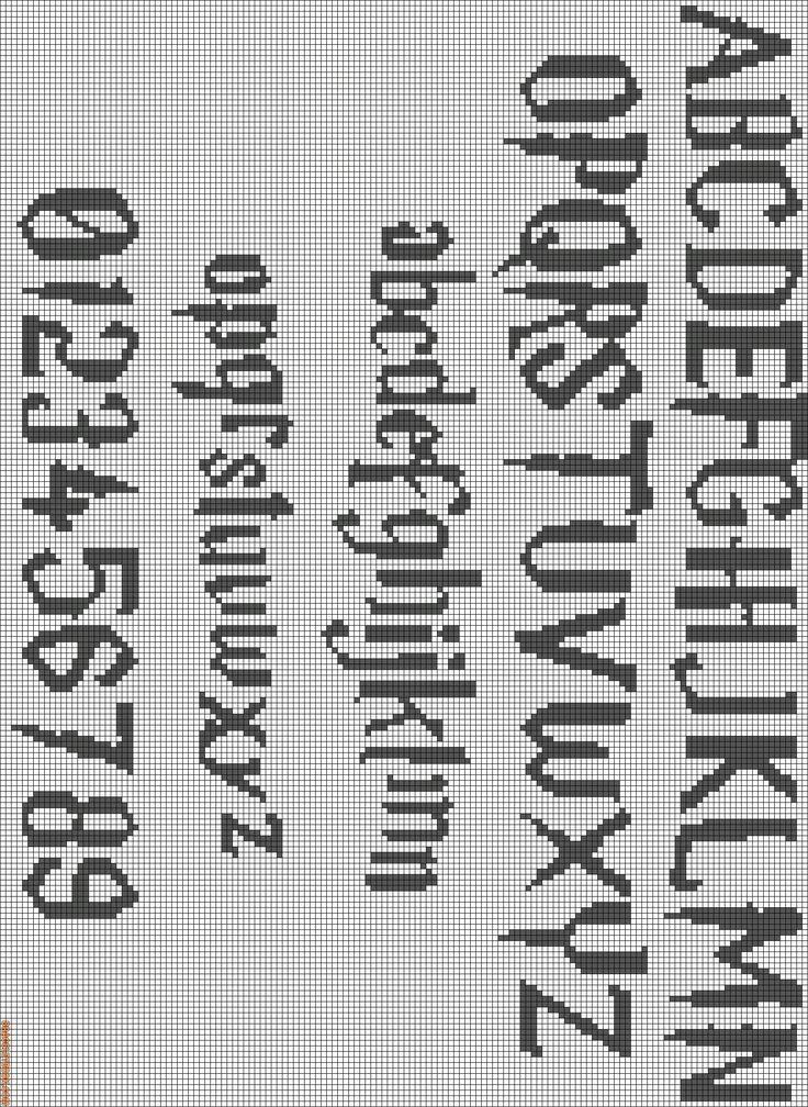 Alfabeto Harry Potter