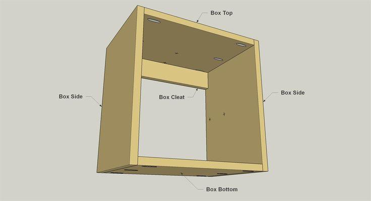 Assemble the Inside Box
