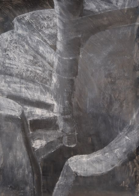Series Wenteltrap from EPS sculpture