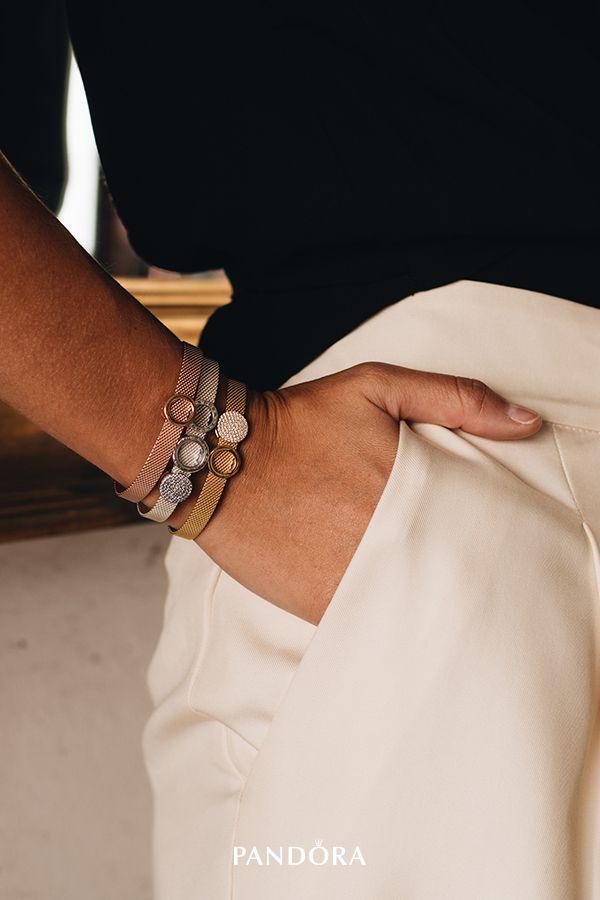 charms pandora pour bracelet reflexion