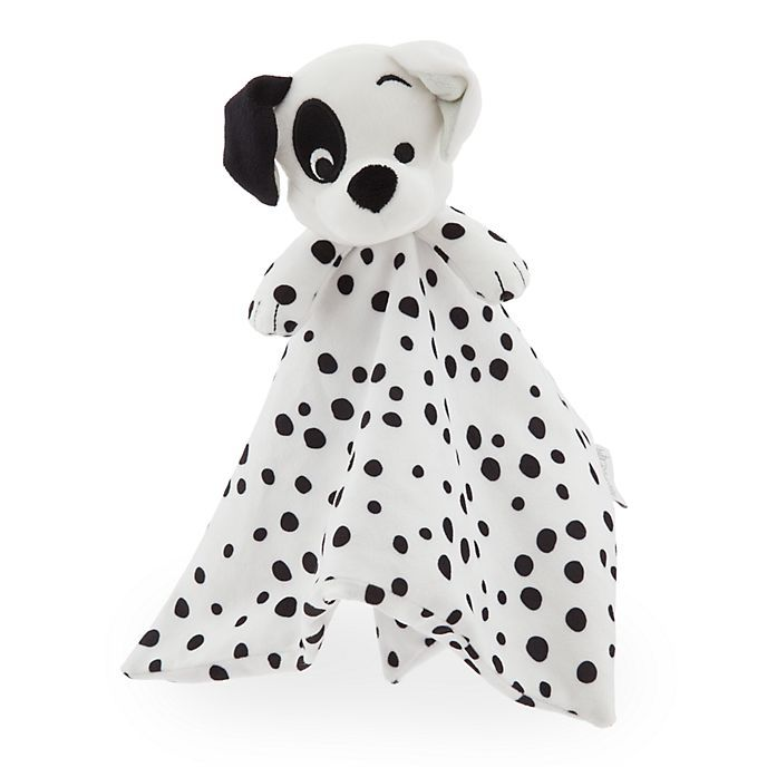 Disney Store 101 Dalmatians Baby Comforter Toy Baby Disney Baby Comforter Plush Blanket