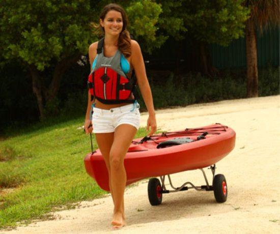Emotion Universal Kayak and Canoe Cart, image 2