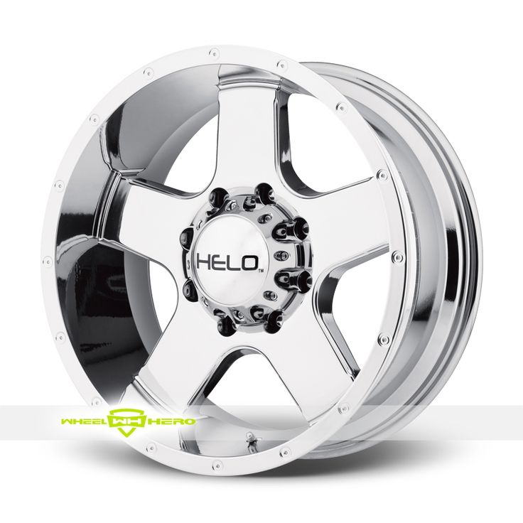 Helo HE886 Chrome Wheels For Sale & Helo HE886 Rims And Tires