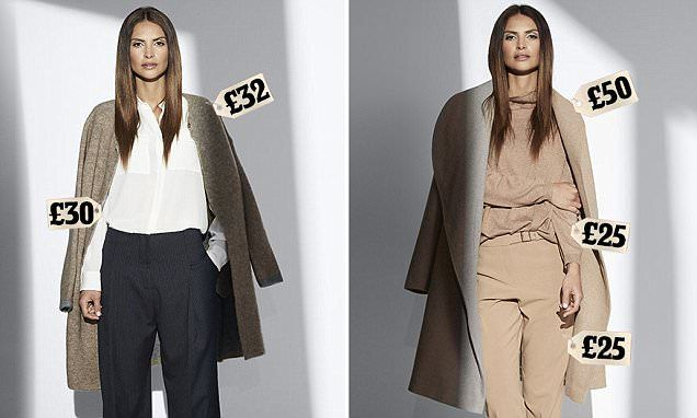 Sainsbury's hopes new upmarket clothing range will give top designers a run for their money | Daily Mail Online