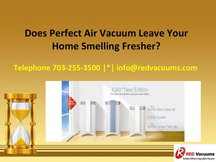 Does Perfect Air Vacuum Leave Your Home Smelling Fresher?  >>>> While most modern vacuum cleaners feature the technology to remove these microscopic organisms they rarely claim to leave the air refreshed. The exception to this rule is the Perfect #Airvacuum offered by the #German manufacturer Thomas, a company committed to offering innovative household products.