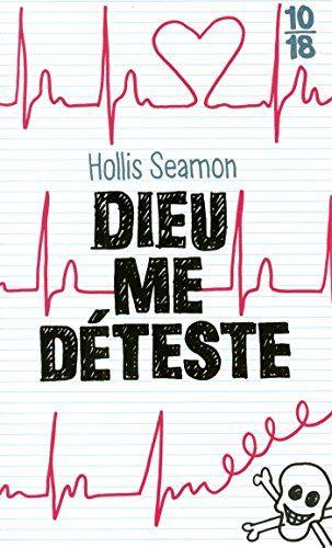 Dieu me déteste - Un petit roman sur la vie d'un adolescent de 17 ans, hospitalisé dans le service des soins palliatifs où mourir est encore un vrai moment de vie...