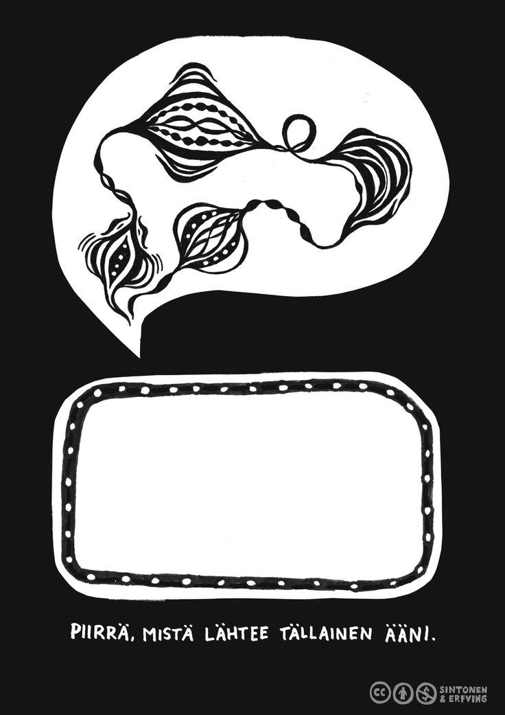 Herkkien korvien tehtäväkortit –teos on perusopetuksen alaluokille suunnattu tehtäväkirja, jossa keskitytään ääneen. Lataa koko julkaisu parempilaatuisena:http://hdl.handle.net/10138/156292. Tekijät: Sara Sintonen & Emilia Erfving  #mediakasvatus #medialukutaito #monilukutaito #alakoulu #alkuopetus #musiikki #kuvataide #kuva ja ääni #alkuopetus #moniste #ilmainen #oppimateriaali #suomenkielinen #creative commons