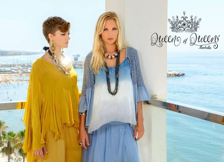 Prendas de Queen Of Queens Marbella By Patricia Nahmad Colección Primavera/Verano 2017. Ven por ellas a nuestro local de Amare Marbella Beach Hotel todos los días de 11am a 19:30hs. Clothes of Queen Of Queens Marbella By Patricia Nahmad Summer 2017. Come for it at our shop in Amare Marbella Beach Hotel daily from 11am to 7:30 pm Model @anastasiaaxcerias @sofiedelcuvillo Photographer @pixrase Make up @jesshill.makeupartist #queen_of_queens_marbella #beauty #pic #swimwear #marbella #summer…