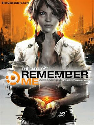 Remember Me Action Adventure Video Game!! $12.95  http://www.sickgamestore.com/2015/05/remember-me-video-game-sickgamestorecom.html  #games #videoGames #rememberme