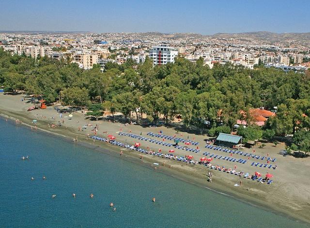 Limassol Cyprus Dasoudi Beach