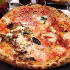 Nap Mar, very tasty pizza in Barcelona.