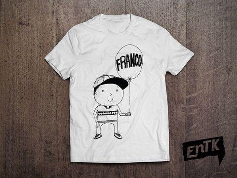 T-Shirt Ti-gars franco – EnTK