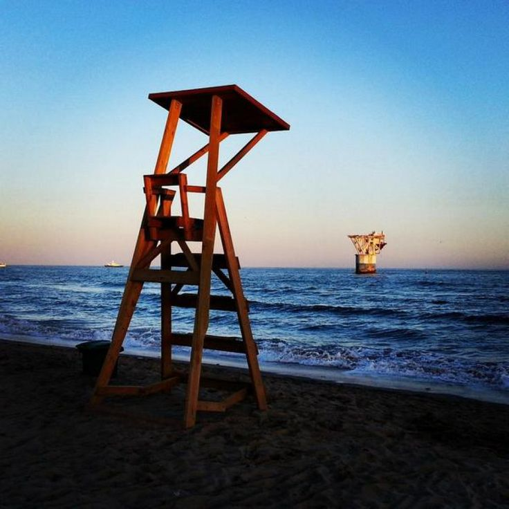Marbella beach...
