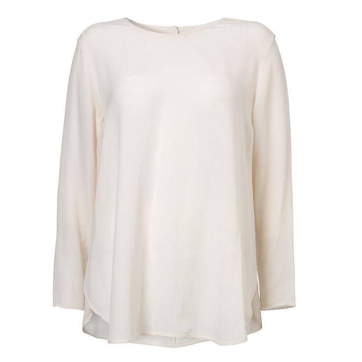 Seine blouse - cloud white