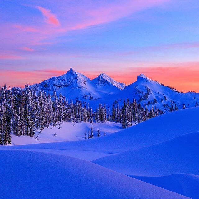 Маунт-Рейнир (Mount Rainier National Park) — национальный парк США
