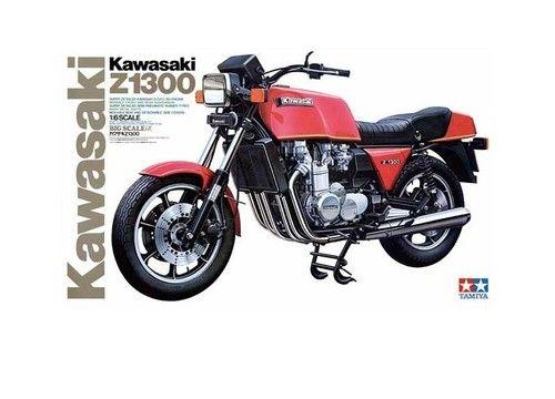 Motorcycle TAMIYA 1/6 Kawasaki Z1300
