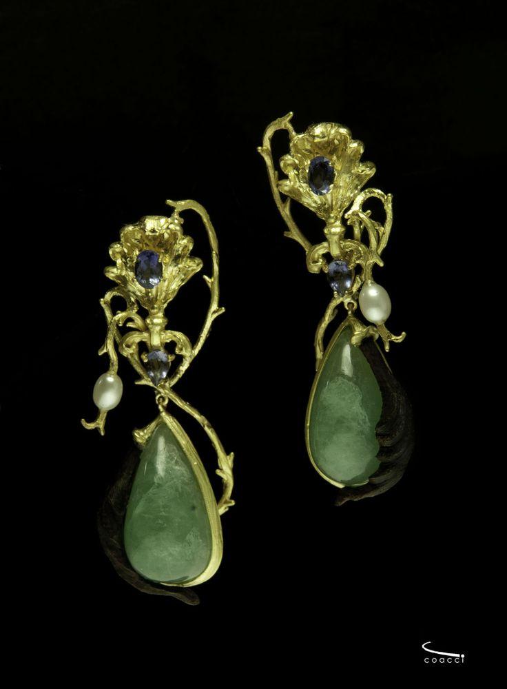 Brincos/Earrings - Hera. Ricardo Coacci