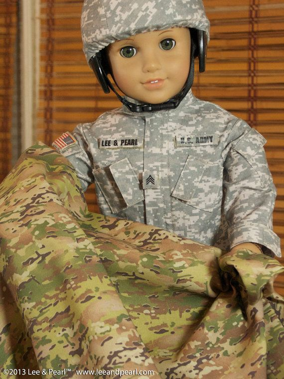 L&P Pattern 1010 Army Combat Uniform Bundle by leeandpearl on Etsy $10.99 - This would be a great way to recycle a worn out uniform for a little girl who's mommy or daddy is in the military. <3