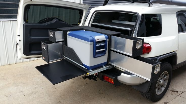 Ute Canopy Ideas Storage
