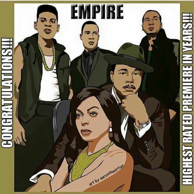#Empire #TeamCookie