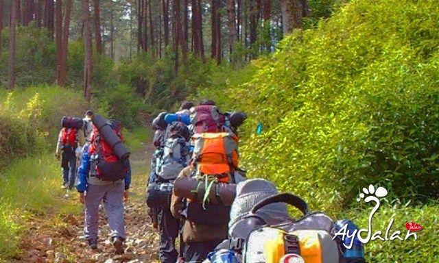 Bagi Anda yang angin berpetualang dan menyaksikan keIndahan Alam Gunung Ciremai, berikut kami informasikan Jalur-Jalur Pendakian yang telah ditentukan.
