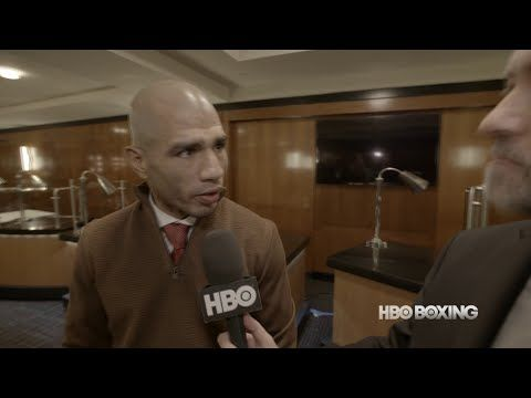 One-on-One: Miguel Cotto (HBO Boxing News)