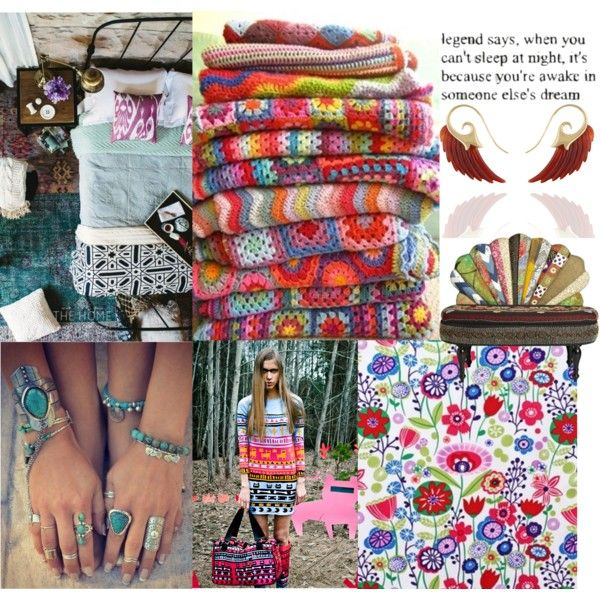 Voodoo Child by cherrylicious on Polyvore featuring Noor Fares
