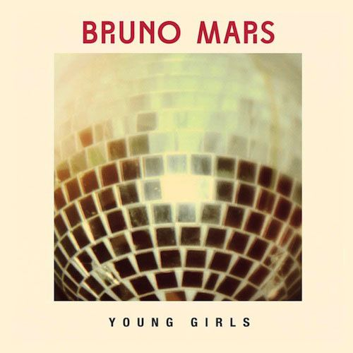 Bruno Mars: Young girls (CD Single) - 2012.