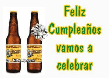 Feliz Cumple Anos   Feliz Cumpleaños , amigo!