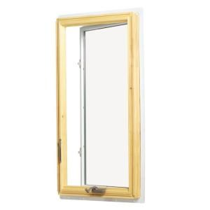 Andersen 28.375 in. x 48 in. 400 Series Casement Wood Window with White Exterior, Right Hand CW14 R at The Home Depot - Mobile