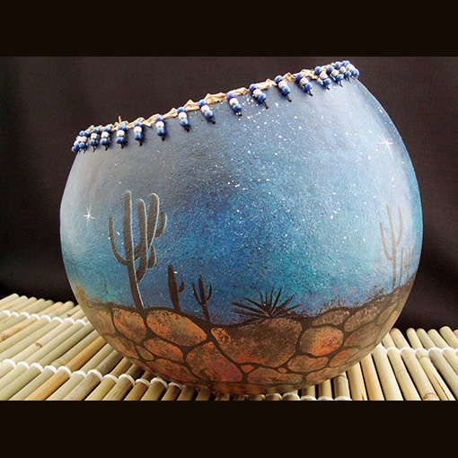 Gourd Art Designs | From Vine to Design About The Artist Affiliations Contact Ivy