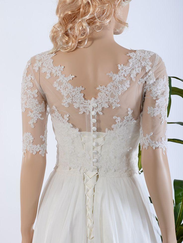 Best 25 wedding bolero ideas on pinterest illusion for Lace jackets for wedding dresses