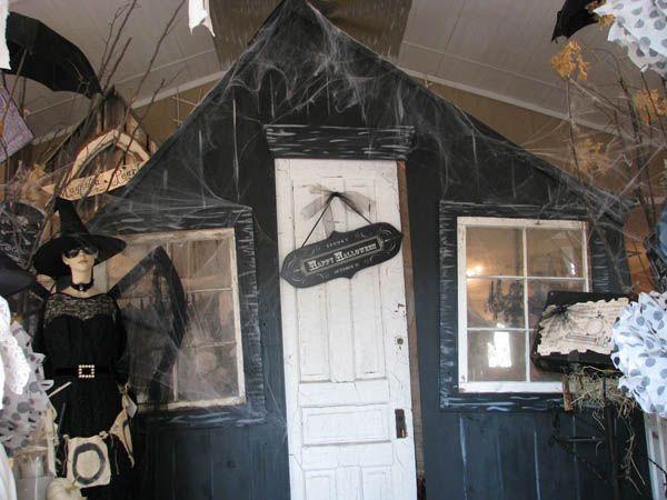 313 Best Haunted House Images On Pinterest Halloween Stuff