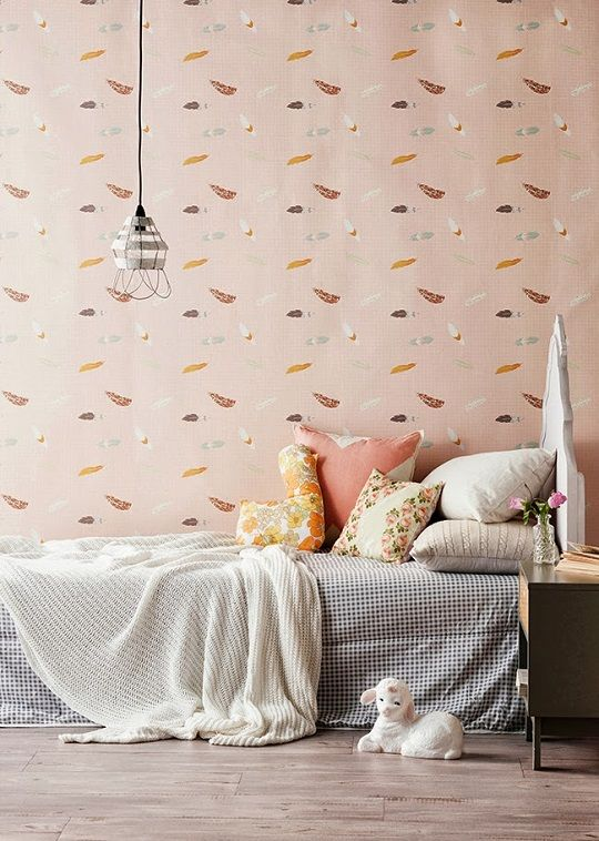 10 best images about papeles pintados infantiles on for Servilletas papel zara home