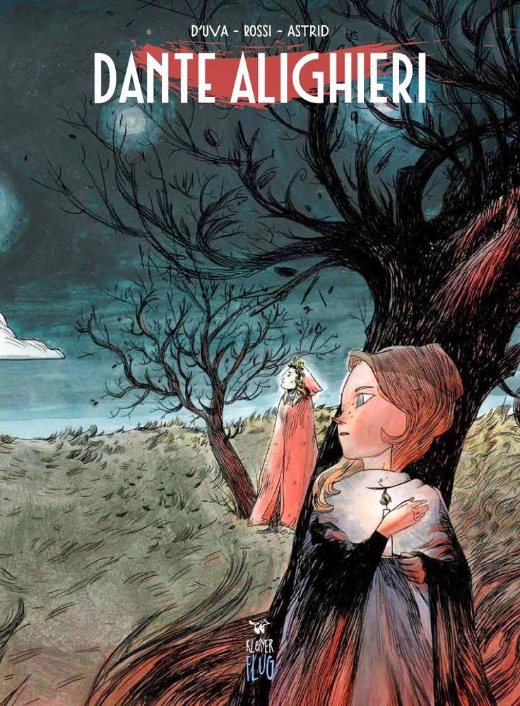Comic-Soon: DANTE ALIGHIERI  IN LIBRERIA DA KLEINER FLUG A DIC...