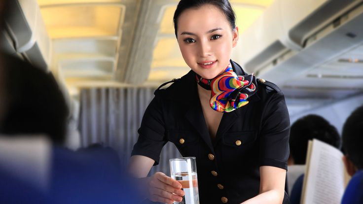 Azafata de vuelo