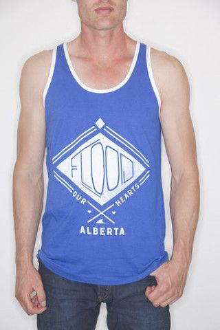 Royal Blue Diamond Tank #causeshirts