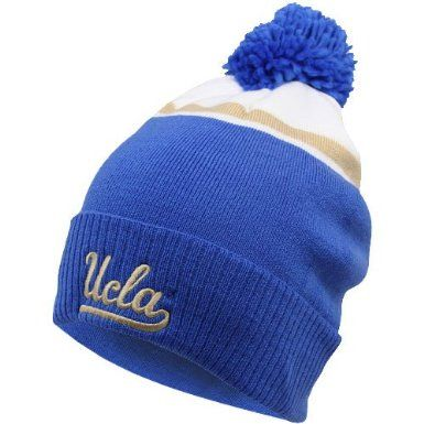 b2c2b24432f2d Amazon.com  NCAA UCLA Bruins Men s Fan Gear Cuffed Knit Hat with Pom ...
